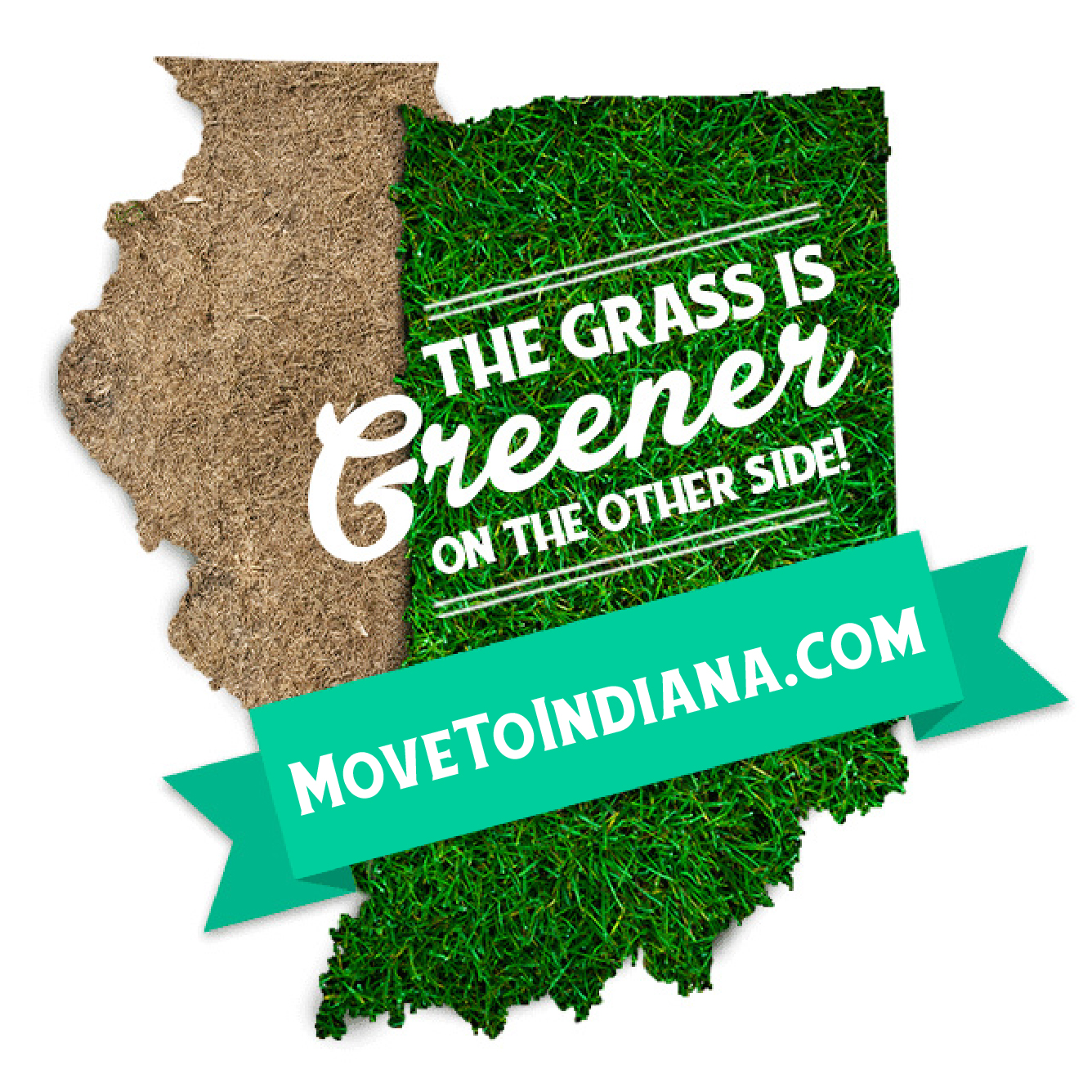 Grass Is Greener MoveToIndiana.com