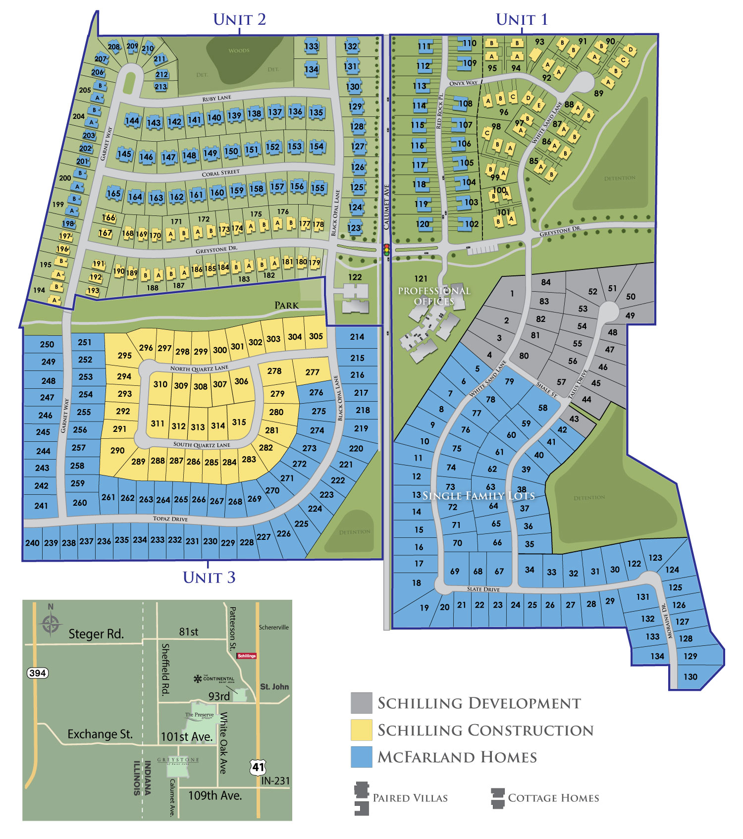 Greystone-Map
