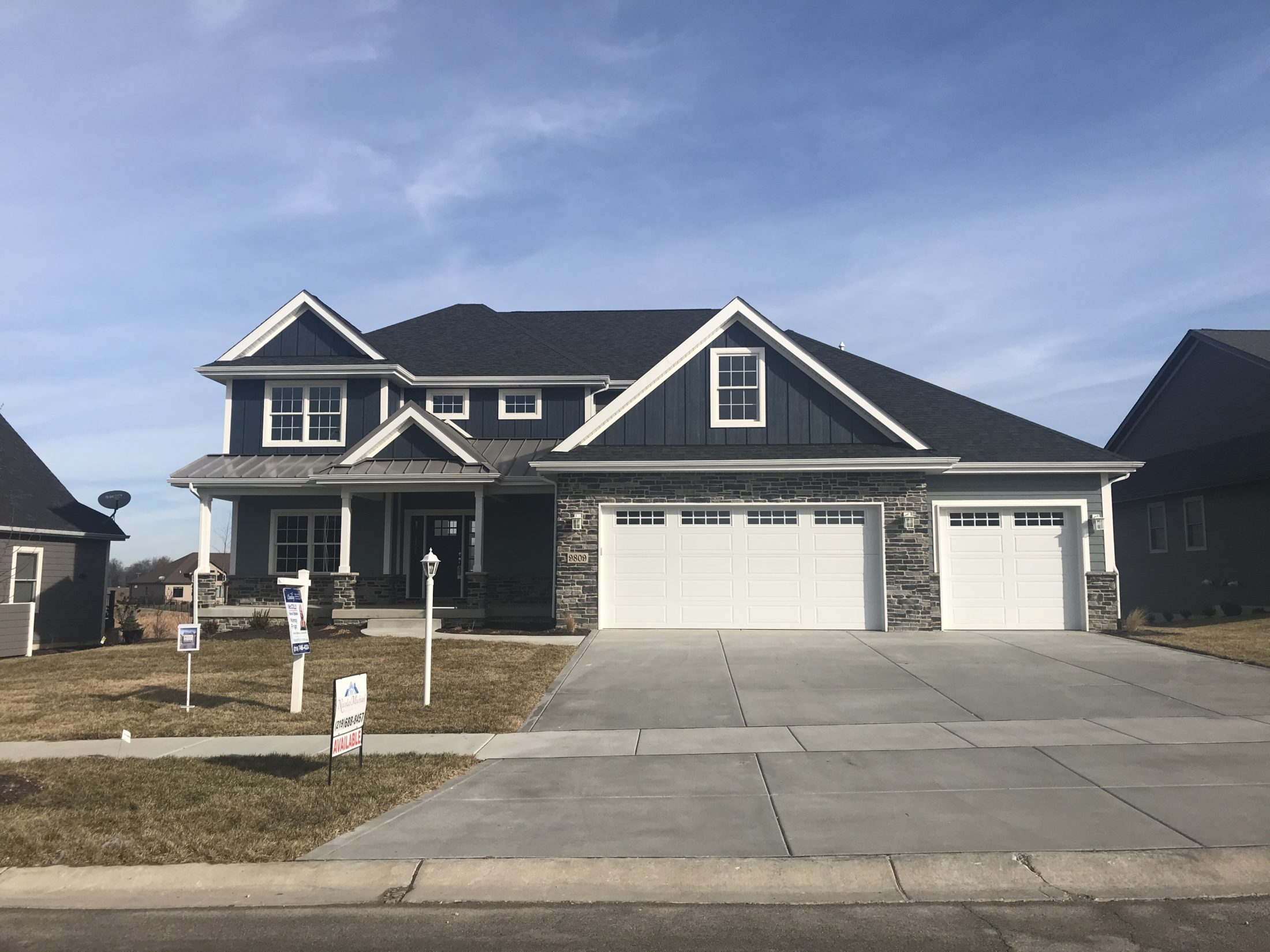 9809 Tall Grass Trail, St. John, IN